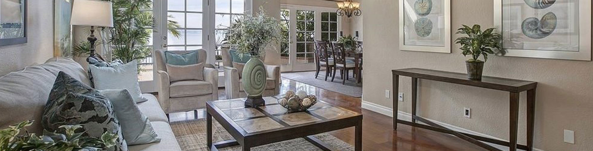 Full service home staging company